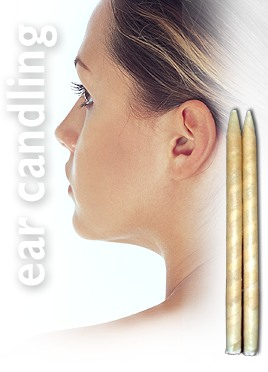 Ear Candling Service